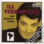 Marulanda Diego - La Verraquera! cd musicale