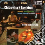 Chitravina n ravikiran, rays and forays cd musicale