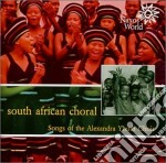 Song of the alexandra youth choir cd musicale di Sudafrica Folk