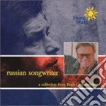 Russian songwriter cd musicale di Russia Folk