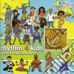 Rhythm 4 Kids: Sing-a-long cd musicale di Folk da tutto il mon