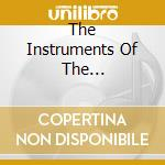 The instruments of the orchestra cd musicale