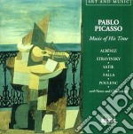 Musica Al Tempo Di Picasso - Art And Music cd musicale