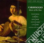 Musica Al Tempo Di Caravaggio - Art And Music cd musicale