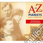 A TO Z OF PIANISTS                        cd musicale