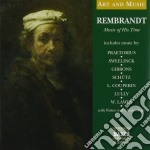 Musica Al Tempo Di Rembrabdt - Art And Music cd musicale