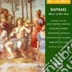 Musica al tempo di raffaello - art and m cd musicale
