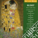 Musica al tempo di klimt - art and music cd musicale