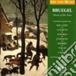 Musica al tempo di bruegel - art and mus cd musicale