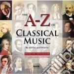 A TO Z CLASSICAL MUSIC - DALLA A ALLA Z   cd musicale