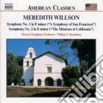 Willson cd musicale