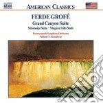 Grand canyon suite, mississippi suite, n cd musicale di Ferde GrofÉ