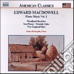 Woodland sketches, fireside tales, new e cd musicale di Edward Macdowell