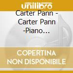 Dance partita piano c. cd musicale di Pann Carter