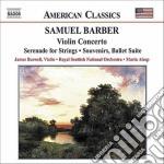 Opere orchestrali (integrale) vol.4: con cd musicale di Samuel Barber