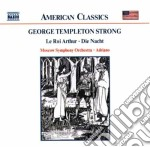 Strong George Templeton - Le Roi Arthur, Die Nacht cd musicale di Strong george temple