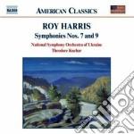 Sinfonia n.7, n.9, epilogue to profiles cd musicale di Harris roy ellsworth