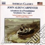 Adventures in a perambula cd musicale di CARPENTER JOHN ALDEN