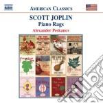 Piano rags cd musicale di Scott Joplin