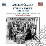 Foster for brass cd musicale di Stephen Foster