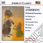 Orchestral favourites cd musicale di Leroy Anderson