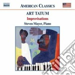 Art Tatum - Improvisations cd musicale di Art Tatum