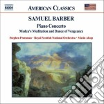 Musica orchestrale (integrale) vol.4: co cd musicale di Samuel Barber