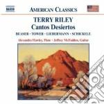 Cantos desiertos cd musicale di RILEY