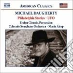 Philadelphia stories, ufo cd musicale di Michael Daugherty