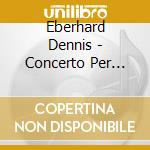 Piano concerto shadow of.. cd musicale di EBERHARD