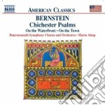 CHICHESTER PSALMS cd musicale di BERNSTEIN
