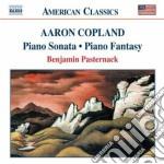 Sonata per pianoforte, piano fantasy, pi cd musicale di Aaron Copland