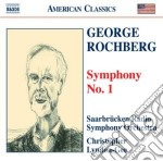 Sinfonia n.1 cd musicale di George Rochberg