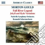 Fall river legend, jakyll and hyde varia cd musicale di Morton Gould