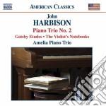 Harbison John - Trio Con Pianoforte N.1, N.2