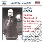 MUSICA PER ORCHESTRA DI FIATI (INTEGRALE  cd musicale di SOUSA JOHN PHILIP
