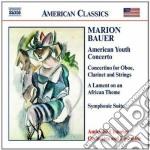 Bauer Marion - Musica Da Camera E Orchestrale cd musicale di Marion Bauer