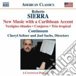 New music with a caribbean accent cd musicale di Roberto Sierra