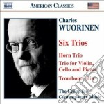 Charles Wuorinen - Trii cd musicale di Charles Wuorinen