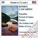 Opere per orchestra cd musicale di Romeo Cascarino