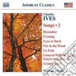 Songs, vol.2 cd musicale di Charles Ives