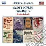 Piano rags, vol.2 cd musicale di Scott Joplin