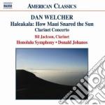 Prairie light, concerto per clarinetto, cd musicale di Dan Welcher