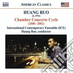 Huang Ruo - Chamber Concerto Cyle cd musicale di Ruo Huang