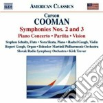 Cooman Carson - Sinfonia N.2 Op.574