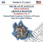 Missa sinfonica cd musicale di Nicolas Flagello