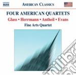 Quartetto per archi n.1 cd musicale di Ralph Evans