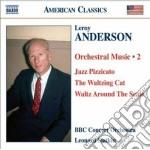 Musica per orchestra, vol.2 cd musicale di Leroy Anderson