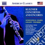 Klezmer concertos and encores cd musicale