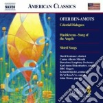 Ben-amots Ofer - Celestal Dialogues, Hashkivenu-song Of The Angels, Shetl Songs, Salmo 81 cd musicale di Ofer Ben-amots
